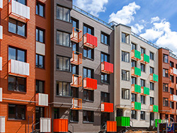 «Город Май» – уютные квартиры в окружении леса Город Май создан для жизни и отдыха